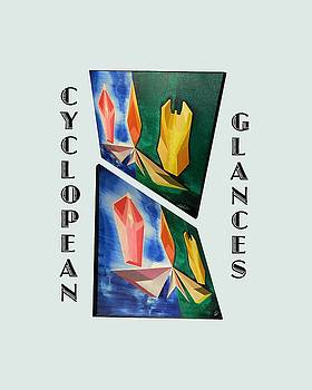 Cyclopean Glances Infinite-Justice by Michael Bellon