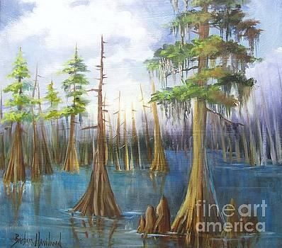 Cypress Bayou 136 by Barbara Haviland