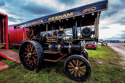 D W Hubuck Hexham by Peter Jenkins