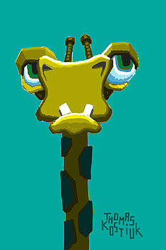 Thomas Olsen - D004 Giraffe