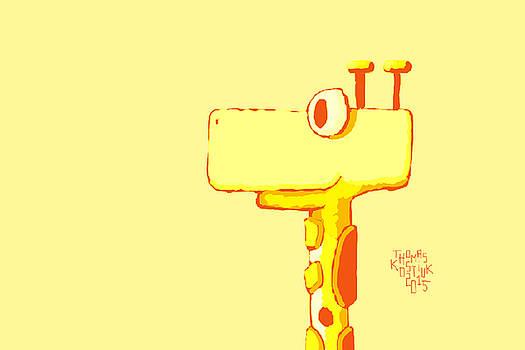 Thomas Olsen - D006 Giraffe