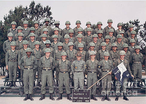 California Views Mr Pat Hathaway Archives - D12 AIT Platoon 1 Fort Ord 17 June 1968