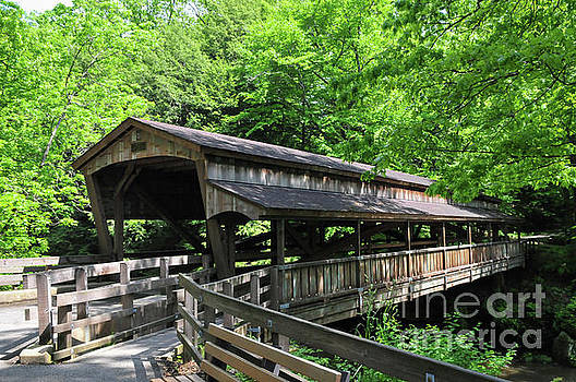 D33A24 Mill Creek Park by Ohio Stock Photography