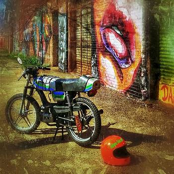 Da Bike!!! How Sweet It Is!!! by Visions Photography by LisaMarie