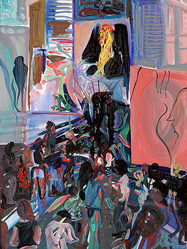 Da Warehouse by Joseph Demaree