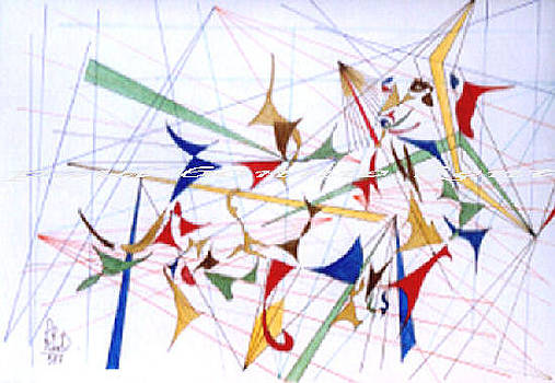 Dachshund 2 by Paul Bonnie Kent