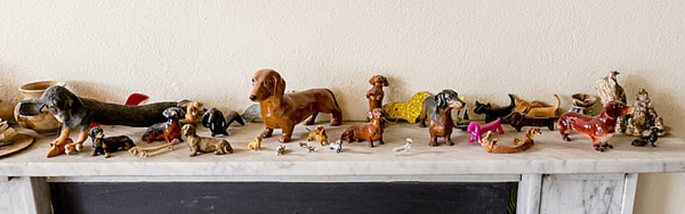 Steven Ralser - Dachshund Sculptures