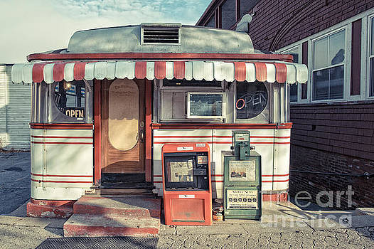 Edward Fielding - Daddypops Tumble Inn Diner Claremont New Hampshire