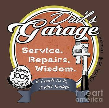 Dad's Garage Wisdom by Paul Kuras