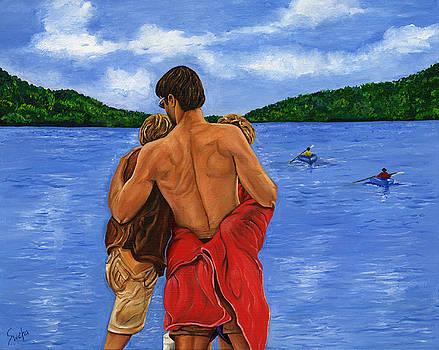 Dad's Love by Sweta Prasad