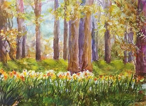 Daffodil Dreams by Cheryl Wallace