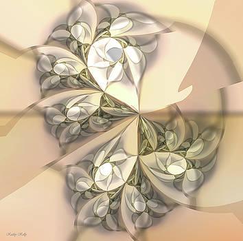 Kathy Kelly - Daffodil in Beige