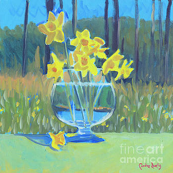 Candace Lovely - Daffodil Snifter