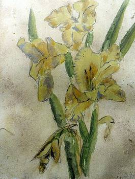 Daffodil by Thomas Armstrong