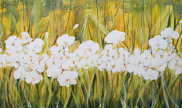 Daffodils Today by Diane Dean