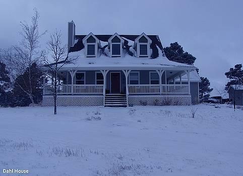 Dahl House by Gene Gregory