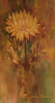 Dahlias by Judy Osiowy