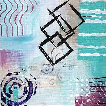 Daily Abstract Three by Suzzanna Frank