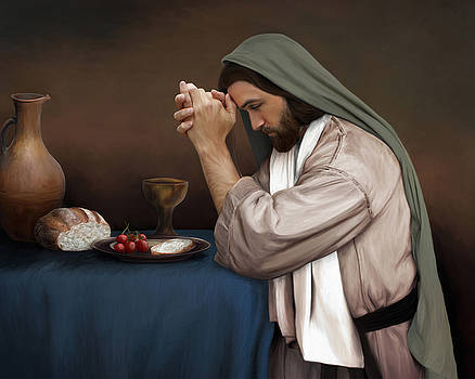 Daily Bread by Brent Borup