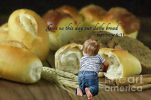 MS  Fineart Creations - Daily Bread.