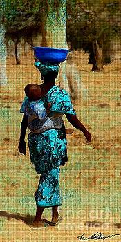 Daily walk by Vannetta Ferguson