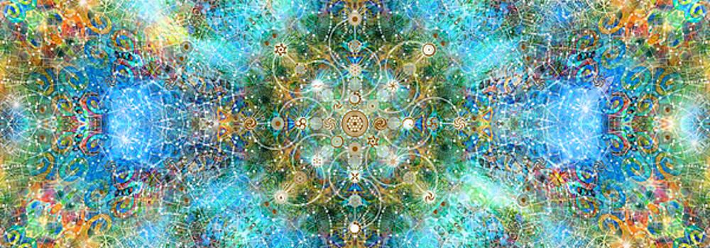 Daime Mandala by D Walton