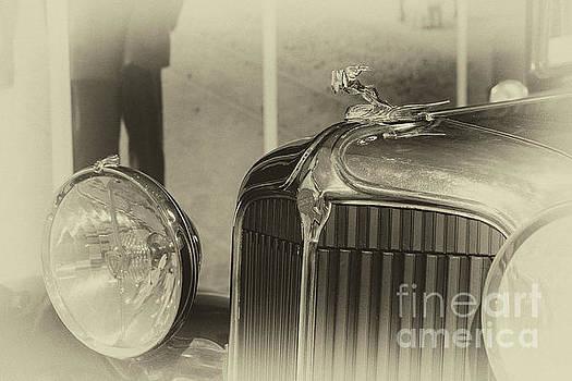 Vyacheslav Isaev - Daimler Chrysler, hood ornament