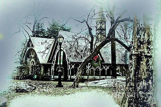 Sandy Moulder - Dairy Cottage in the Park