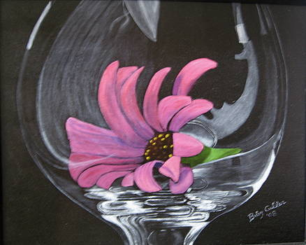 Daisey Under Glass by Betsy Cullen