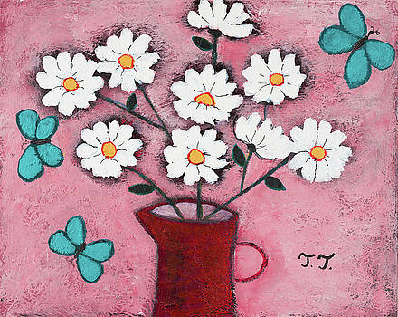 Daisies and Friends by Teodora Totorean