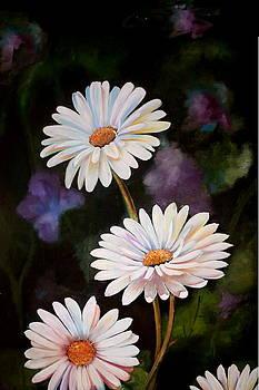 Daisies by Ansie Boshoff