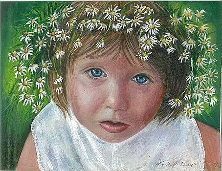 Daisies In My Hair by Linda Nielsen