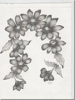 Daisy Garland by Vicki Thompson