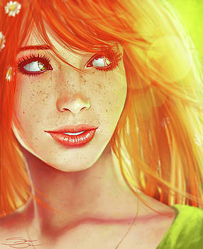 Daisy by Stephanie Shimerdla