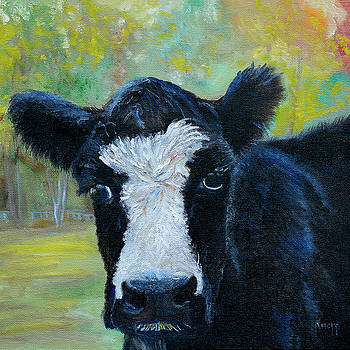 Daisy the Cow by Kathy Knopp