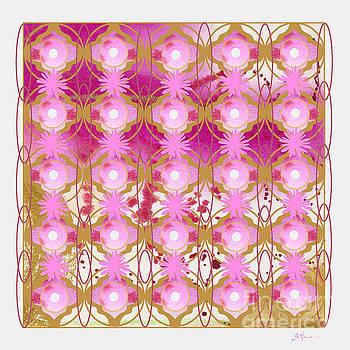 Daisy Trellis by Pamela Johnson Design