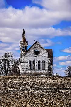 Dakota Prairie Church by Betsy Armour