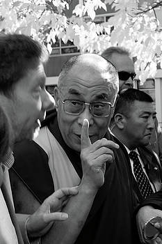 Dalai Lama VIII by Michael Thibault