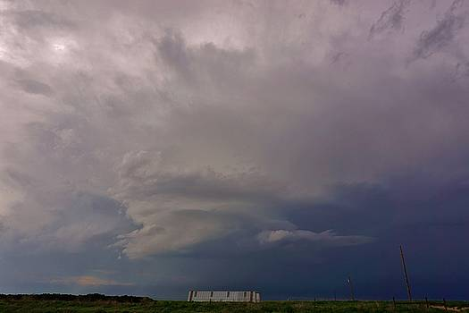 Dalhart Supercell by Ed Sweeney