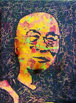 Dali Lama by Gayland Morris
