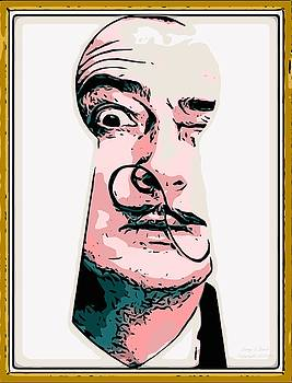 Larry Lamb - Dali the man is everywhere