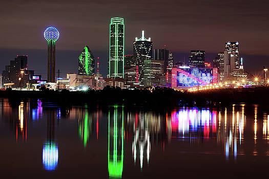 Dallas No More Rain Skyline V3 by Rospotte Photography