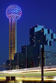 Dallas Reunion Train V2 by Rospotte Photography
