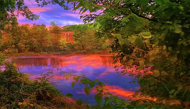 Mike Breau - Dam Reflections