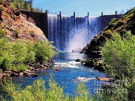 Dam Waterfall by Patrick Witz