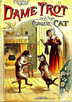 Peter Ogden - Dame Trot and Her Comical Cat 1890