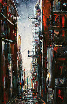 Damp And Cold by Debra Hurd