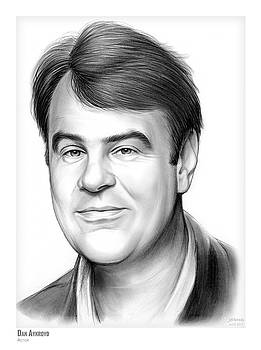Dan Aykroyd by Greg Joens