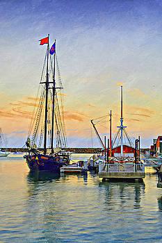 Glenn McCarthy Art and Photography - Dana Point Harbor - Tall Ship