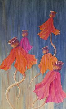 Dance in the Rain by Lisa Gibson Art